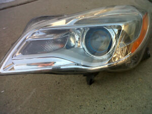 Buick Regal - Headlight and Grille