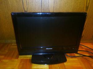 Télévision Hisense 19 po