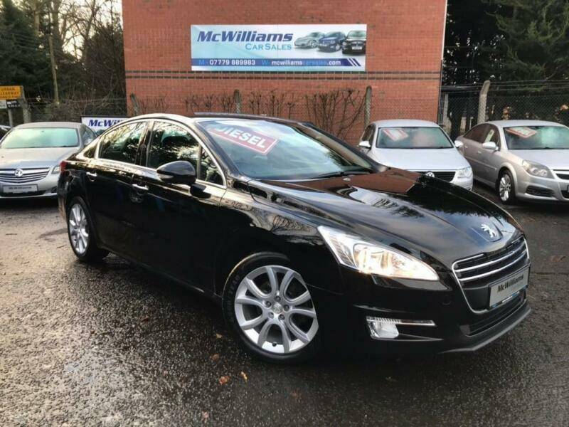 Peugeot 508 User Manual – Coches