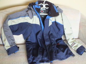 Snowboard Jacket and boots for sale