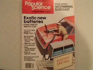 Vintage Popular Science Magazine February 1979  GC Sarnia Sarnia Area image 1