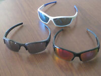 Barely Used 3 Sunglasses,Like New Condition.