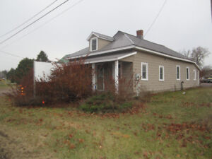 House with Commercial Potential