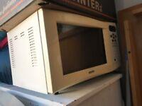 Sanyo 900w microwave