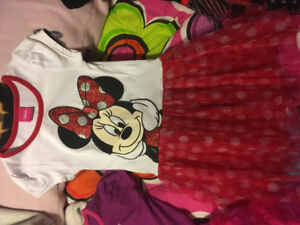 Disney dresses and tunic