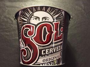 Sol Cervesa Beer / Ice Bucket