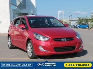2013 Hyundai Accent GLS MAN A/C TOIT BLUETOOTH MAGS