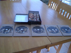 LEGENDS OF THE SILVER SCREEN DVD SET Windsor Region Ontario image 2