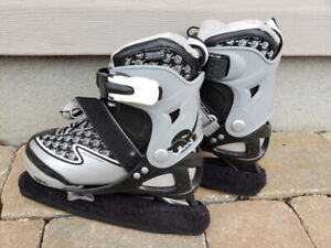 Patins glace ajustables Bladerunner (Junior)