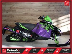 2019 Arctic Cat ZR 9000 137 LTD I-ACT DEMO - 45$/SEMAINE