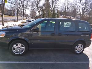 2008 Minivan super lowkms