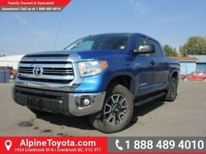 2017 Toyota Tundra SR5 Plus  Head Office Demo, LOTS OF EXTRAS!