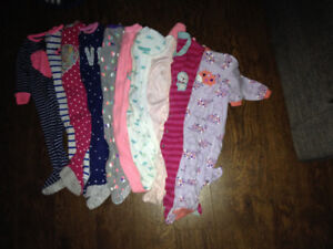 Baby Girl clothes 9, 9-12, 12 and 12-18.