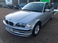 2000 BMW 318 1.9i i SE - EXCELLENT CONDITION - 14 SERVICES STAMPS - LONG MOT