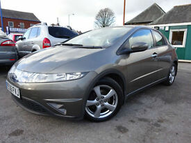 2006 56 HONDA CIVIC 1.8 i-VTEC SE 5-DOOR HATCHBACK~ONE OWNER!