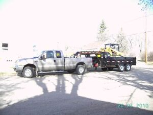 trailer delivery service , long hauling
