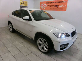 BMW X6 3.0TD ( 245bhp ) 4X4 Automatic xDrive ***BUY FOR ONLY £87 PER WEEK***