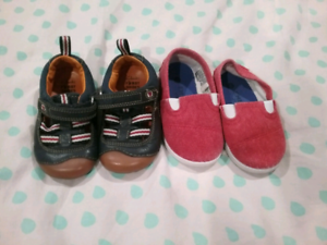 Bag of Boys shoes - Sizes 4 to 8 (7 x pairs) Maryborough Fraser Coast Preview