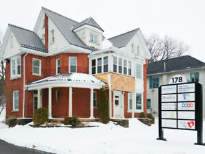 Executive / Professional Office Suites on Bayfield Street!