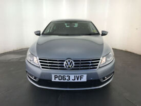 2013 63 VOLKSWAGEN CC GT BLUEMOTION TECH TDI 1 OWNER SERVICE HISTORY FINANCE PX
