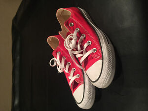 Women's Converse Allstar - Red - Price Reduced!
