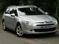Citroen C5 2.0HDi Exclusive**TOP OF THE RANGE**FSH**ABSOLUTE FORTUNES SPENT**