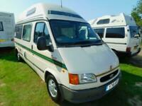 Auto-Sleeper Duetto Ford 2.5 diesel Automatic 2 Berth (Deposit Now Taken)