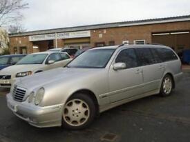 2001 Y MERCEDES-BENZ E CLASS 3.2 E320 CDI AVANTGARDE 5D AUTO 194 BHP DIESEL