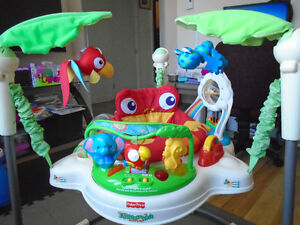 soucoupe bouncer fisher price