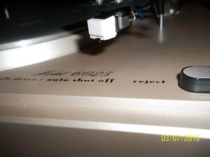 Belt Drive Marantz 6025 Turntable Kitchener / Waterloo Kitchener Area image 5