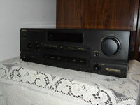TECHNICS A/V AMP WITH TUNER