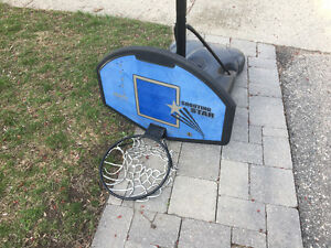 Huffy Sports Youth NBA Portable Basketball System - Used
