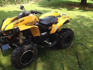 Can am 800r
