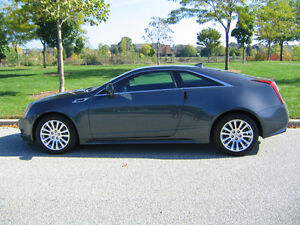 2013 Cadillac CTS Coupe, Clean, Low Km's