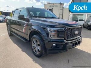 2018 Ford F-150 Lariat  3.5L Eco Boost with Lariat Sport Package