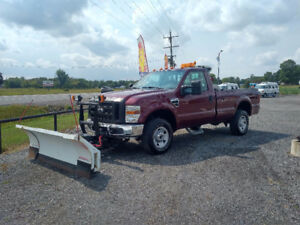 2008 Ford F-250 XL 4WD