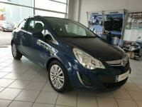 2013 Vauxhall Corsa 1.2 i Energy 3dr Hatchback Petrol Manual