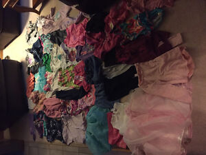 Over 50 pieces clothing size 5T