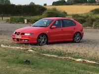 Modified cupra