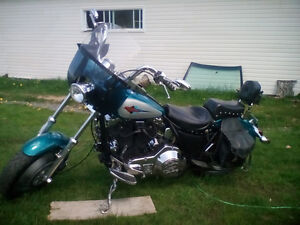 custom hd fxr build. Trade for cottage in ns