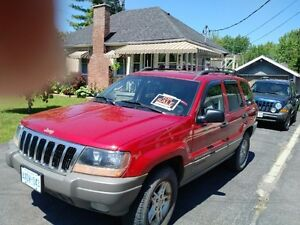 2002 Jeep Grand Cherokee delux SUV, Crossover