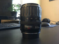 CANON LENS 35-135mm