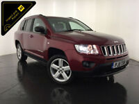 2011 JEEP COMPASS LIMITED ESTATE SERVICE HISTORY FINANCE PART EXCHANGE WELCOME
