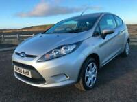 2009 Ford Fiesta 1.4 TDCi Style + 3dr HATCHBACK Diesel Manual