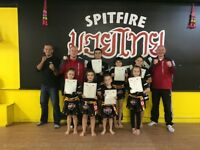 FREE Muay Thai Boxing Class for Kids