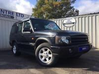Land Rover Discovery 2.5Td5 ( 5st ) 2004MY Pursuit