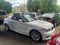 2012 BMW 120D M SPORT Convertible Diesel Manual