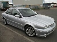 Jaguar X-Type 2.2D S (aluminium) 2006