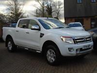 2014 Ford Ranger 2.2TDCi ( 150PS ) ( EU5 ) 4x4 Double Cab Limited 2 ( NO VAT )