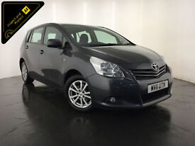 2011 TOYOTA VERSO TR D-4D DIESEL 1 OWNER FROM NEW SERVICE HISTORY FINANCE PX